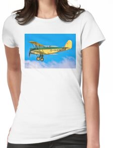 Parnall Elf II G-AAIN Womens Fitted T-Shirt