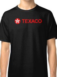 TEXACO GAS AND OIL VINTAGE Classic T-Shirt