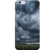 Aprés la vendage le deluge. iPhone Case/Skin
