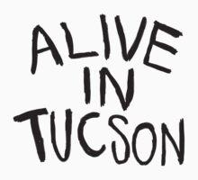 Alive in Tucson - The last man on earth Kids Tee