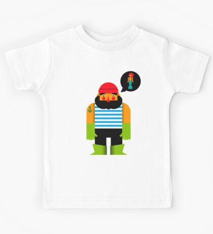 Fisherman Kids Clothes