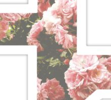 Faze Clan Floral Sticker