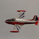 Jet Provost T.3s by Jon Lees