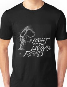 Night of the Living Dead classic Zombie design Unisex T-Shirt