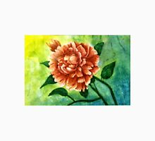 Rhododendrum, my first flower painting. Unisex T-Shirt