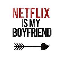 Netflix is my boyfriend by RexLambo