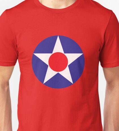 Vintage Airforce Roundel Unisex T-Shirt
