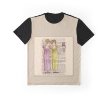 Pride and Prejudice - Kitty & Lydia Graphic T-Shirt