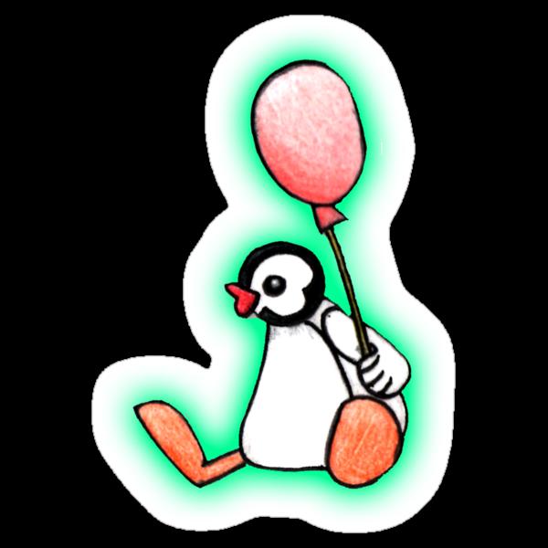 pingu's friend by xxnatbxx