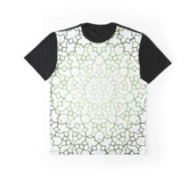 flowering green Graphic T-Shirt