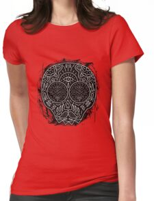 untitled no: 940 Womens Fitted T-Shirt