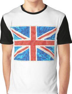 Glam Brit Shirt Graphic T-Shirt