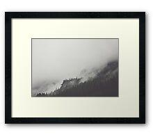 Autumn coat Framed Print