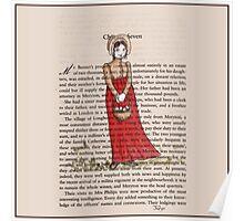 Jane Austen - Pride and Prejudice  Poster