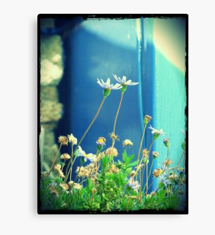 Le Couple Canvas Print