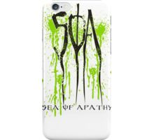 Sea of Apathy iPhone Case/Skin