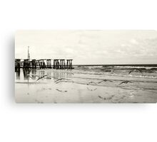 The Jersey Shore 5 Canvas Print