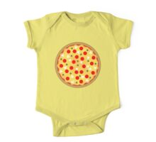 Cool and fun vector pizza One Piece - Short Sleeve
