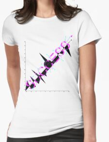 Success Grid Womens Fitted T-Shirt