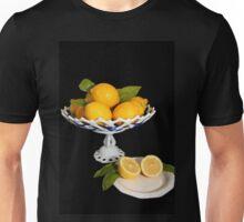 Displaying Lemons Unisex T-Shirt