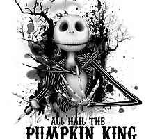 All Hail the Pumpkin King by Hazedesign