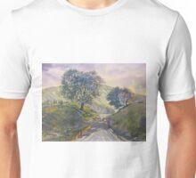 Evening Stroll in Millington Dale Unisex T-Shirt