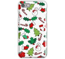 Christmas mood iPhone Case/Skin