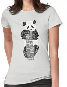 RuPanda Womens Fitted T-Shirt