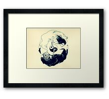 YinYang  Framed Print