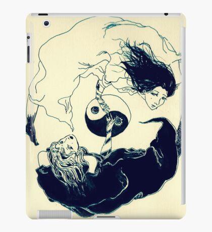 YinYang  iPad Case/Skin
