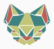 Polygonal Puma Kids Clothes