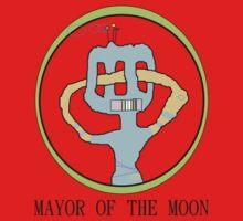 Mayor of the Moon Kids Tee
