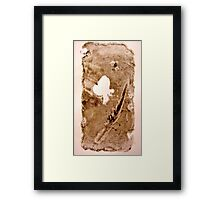 Fairies & Feathers 2 Framed Print