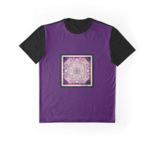 Purple Patch Graphic T-Shirt