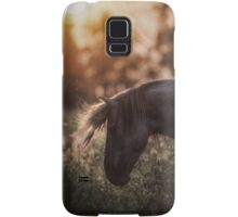 Summertime, ...And the cotton is high,,, Samsung Galaxy Case/Skin