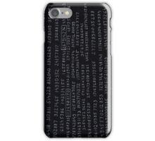 F88 iPhone Case/Skin
