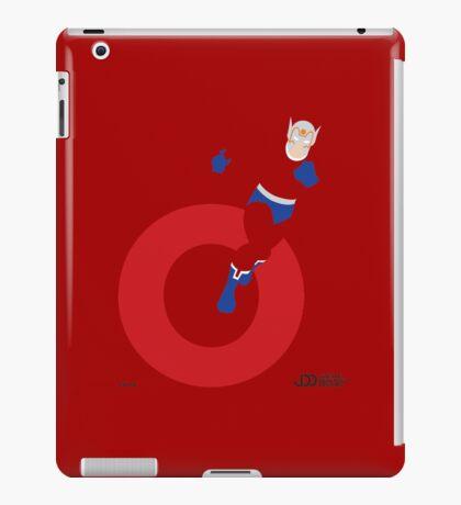 Orion - Superhero Minimalist Alphabet Clothing iPad Case/Skin
