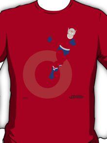 Orion - Superhero Minimalist Alphabet Clothing T-Shirt