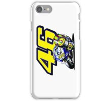 Valentino Rossi baby supporter iPhone Case/Skin