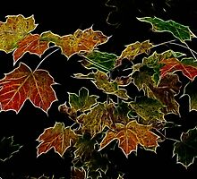 Autumn Sparkles by Monnie Ryan