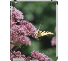 On the wings of summer iPad Case/Skin