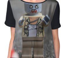 LEGO Zombie Chiffon Top