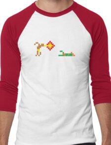 Street Fighter - Dhalsim vs Blanka Men's Baseball ¾ T-Shirt