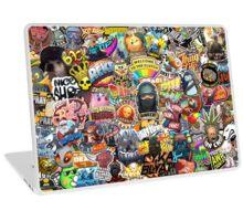 CSGO Sticker Collage Laptop Skin