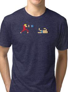 Street Fighter - Ken vs Honda Tri-blend T-Shirt