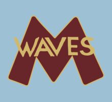 Minnehaha Waves Team Logo by Skubie-Doo
