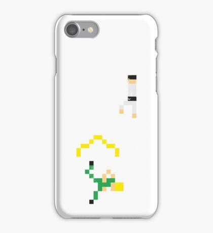 Street Fighter - Guile vs Ryu iPhone Case/Skin