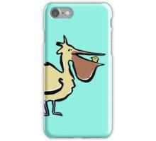 can you trust a pelican? iPhone Case/Skin