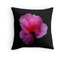 Petals of Beauty Throw Pillow