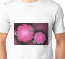 Pretty Pink Unisex T-Shirt